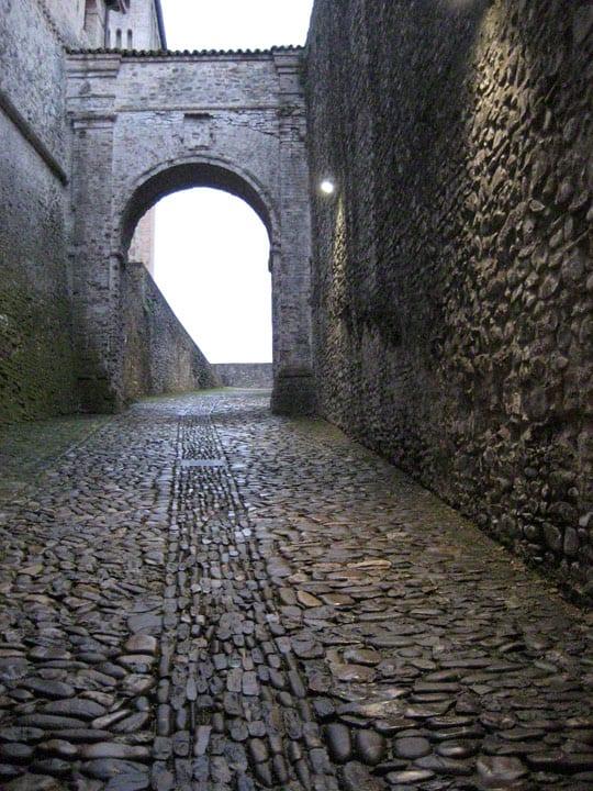 Arch Study, Stone