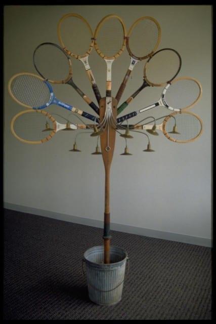 A Flower Racket